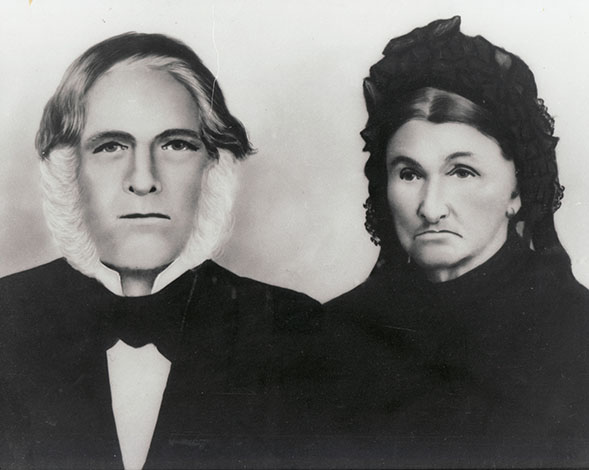 John and Elizabeth Maynard